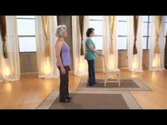 yoga elderly beginners | Relax Into Yoga For Beginners and Seniors: Balance Practice sample