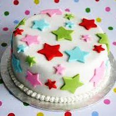 Twinkle Star Ferrero Rocher Cake
