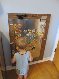Magnetic Activity Board