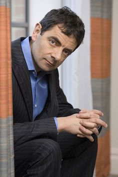 Rowan Atkinson, British, Actor, Comedian, Screenwriter, Men