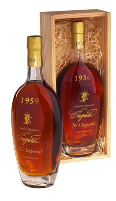 cognac my dad liked it!! lol  https://www.cognac-expert.com/login?back=history