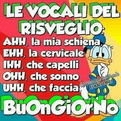 Good Morning Good Night, Good Morning Quotes, Cogito Ergo Sum, Italian Phrases, Decir No, Funny Pictures, Blog, Fictional Characters, Emoticon