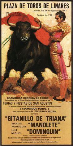 el muerte de Manolete '47, por Islero de Miura...