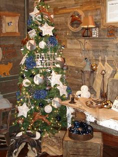 Twine Stars, Barn Babe, Horse Ornaments, Christmas and Holiday Decorations, Country Girl Christmas
