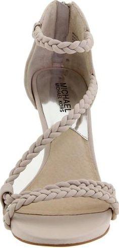 Trendy High Heels : Love these Michael Kors shoes! Cheap Michael Kors, Michael Kors Shoes, Handbags Michael Kors, Crazy Shoes, Me Too Shoes, Shoe Boots, Shoes Heels, Mode Shoes, Mk Handbags
