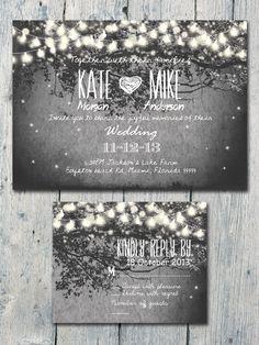 Digital Printable Files Romantic Garden and by WeddingSundaeShop, $55.00