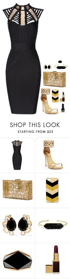 """""""they're never gonna take us alive, my love"""" by nine-nine ❤ liked on Polyvore featuring Posh Girl, BCBGMAXAZRIA, Dolce&Gabbana, Bounkit, BaubleBar and Tom Ford"""