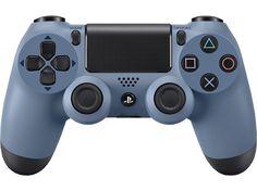 PLAYSTATION Dualshock 4 PS4 draadloze controller Blauw (9871743) PS4-accessoires