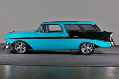 1956 Chevy Nomad Wagon - Bing Images