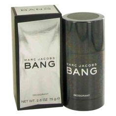 Bang Deodorant by Marc Jacobs, 2.5 oz Deodorant Stick for Men