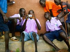 100 Cameras Project - South Sudan from Josephine, Age 14