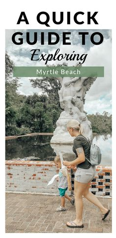 a quick guide to exploring myrtle beach Myrtle Beach State Park, Myrtle Beach Hotels, Us Destinations, Attachment Parenting, Beach Photos, Where To Go, Travel Pictures, State Parks, Family Travel