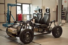 OSVehicle's Tabby EVO: Build This Open-Source EV in an Hour By Mike Senese	May 13th, 2015 8:30 am Category Maker News, Maker Pro, Open Source Hardware.  5D3_1356