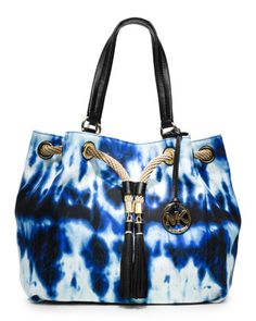 MICHAEL Michael Kors  Large Marina Gathered Tote.