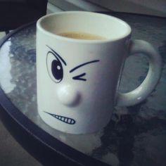 Wait a minute! I need more coffee!