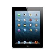 APPLE iPad 4 RETİNA 16GB WI-FI -SİYAH :: elektroyal