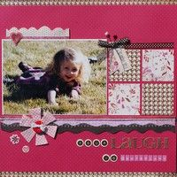 A Project by michellerose from our Scrapbooking Gallery originally submitted 02/17/12 at 05:14 PM