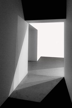 Light And Shadow Photography, White Photography, Minimalist Photography, Shadow Architecture, Interior Architecture, Light In Architecture, Colour Architecture, Interior Design, Canvas Wall Art