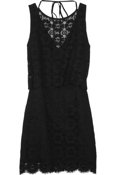 Rebecca Minkoff  Jemme lace dress  [August 2012]
