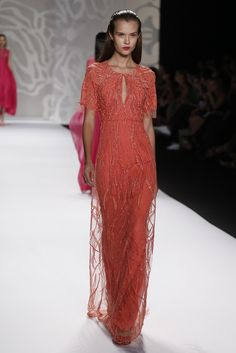 Monique Lhuillier RTW Spring 2014 - Slideshow - Runway, Fashion Week, Reviews and Slideshows - WWD.com