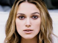 Keira Knightley has taken a shirtless stand against photoshopping.