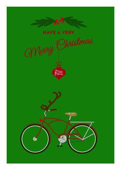 Merry Christmas from Bike Belle