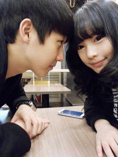 Image about love in ulzzang couple by Tropical_a Ulzzang Couple, Ulzzang Girl, Couple Goals Relationships, Relationship Goals, Taehyung, Bts Jungkook, Asian Girl, Korean Girl, Desu Desu