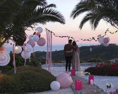Une ambiance Bohême pour un mariage tout en douceur #skylantern #boheme #wedding #mariage #ambiance Bougie Led, Decoration, Light Garland, Gentleness, Everything, Decorating, Deko, Dekoration, Deck
