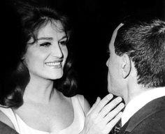 Dalida et Charles Aznavour - 1961