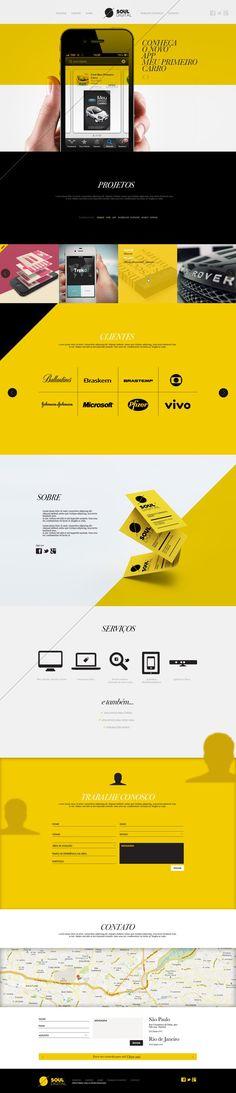 Soul Digital brand design 17