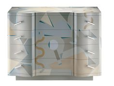 Wooden chest of drawers CETONIA By Zanotta design Alessandro Mendini Family Furniture, Space Furniture, Home Furniture, Furniture Design, Armoire Buffet, Sideboard Cabinet, Chest Of Drawers Design, Drawer Design, Console Storage