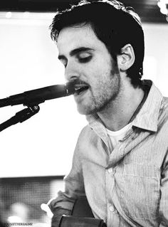 He sings AND plays guitar, could captin hook get any hotter?