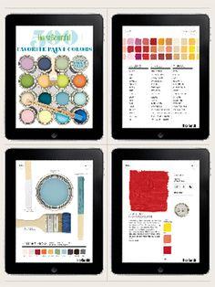 Paint Colour Combos On Pinterest Benjamin Moore Revere