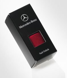 Nail polish Colour:Β Β Β designo zircon red Nail polish in genuine SLK paintwork colour zircon red. Packaged in black cardboard box. 8 ml. Red Nail Polish, Red Nails, Mercedes Benz, Colour, Box, Collection, Black, Women, Red Toenails