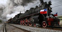 * Tourist Trains in Chile