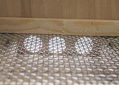DIY Top Bar Hive Feeder
