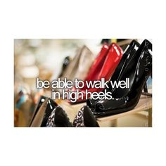 Perfect bucket list. found on Polyvore.  I think I'm almost there!!