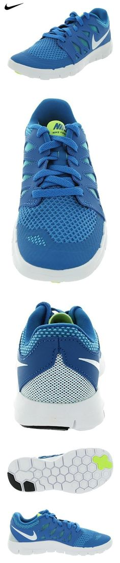 $59 - Nike Kids Free 5 (PS) Mltry Bl/Wht/Plrzd Bl