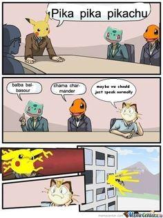 I feel so bad for Meowth sometimes XD