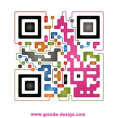 QR Code Design For Qtag