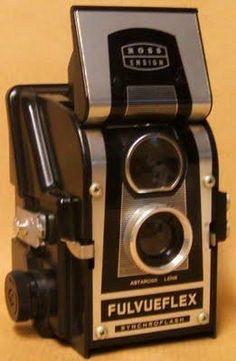 ross ensign vintage camera