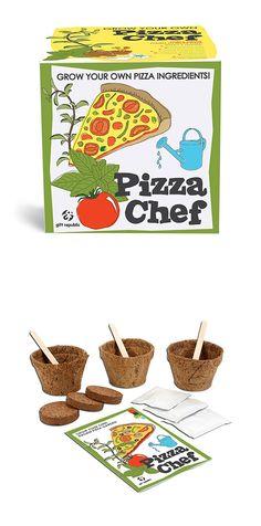 It's A Pizza Grow Kit | dotandbo.com