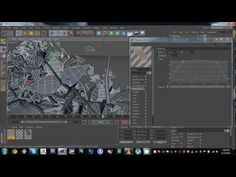 Cinema 4D Tutorial : Growing Branches with Hair - YouTube