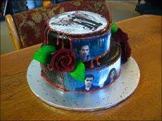 vampire diaries cake - Google Search