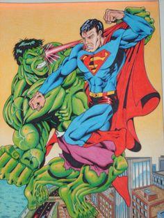 goku vs hulk vs superman - Google Search