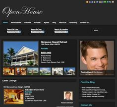 Open House is fully compatible with WordPress 3.0+ and a highly customizable Real Estate WordPress theme with Google Maps Integration (and Street View), the theme offer a professional look for Agents and Realtors that want to build a website around the WordPress platform Compatible with all markets and countries with theme localization, translation and internationalization.