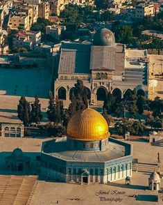 Islamic Images, Islamic Pictures, Islamic Art, Palestine History, Palestine Art, Terra Santa, Naher Osten, Mosque Architecture, Dome Of The Rock