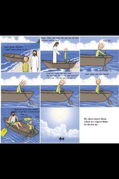 Jesus Cartoon 09