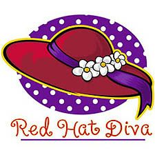 This is what my red hat looks like- now to join or form my own Red Hatter group.