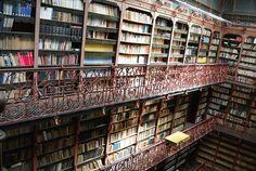25 bibliothèques européennes que tous les amoureux des livres voudront visiter